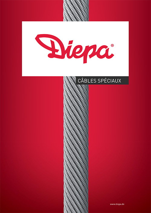 DIEPA Special Wire Ropes - Catalogue French 2014